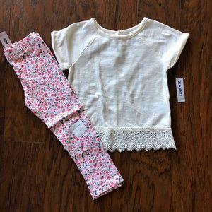 NWT Old Navy Outfit